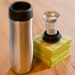 Best teas for travel thermos