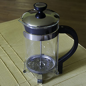 How to make tea in a french press