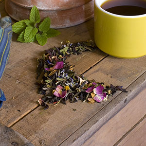 Organic Seasonal Teas for Restaurant