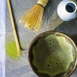 How to prepare organic ceremonial grade matcha
