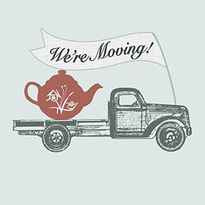 Divinitea is moving to Clifton Park NY