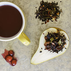 Organic Cranberry Pear Smash Seasonal Tea
