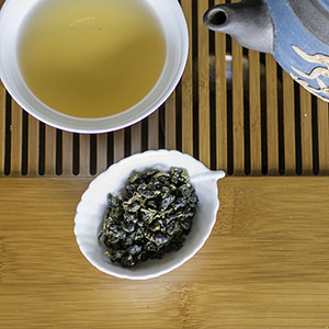 Oolong tea profile