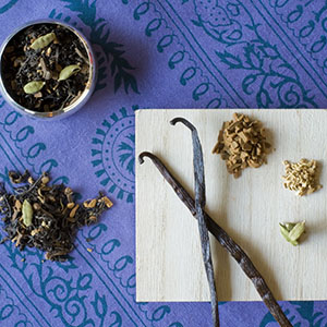 how to make organic chai tea